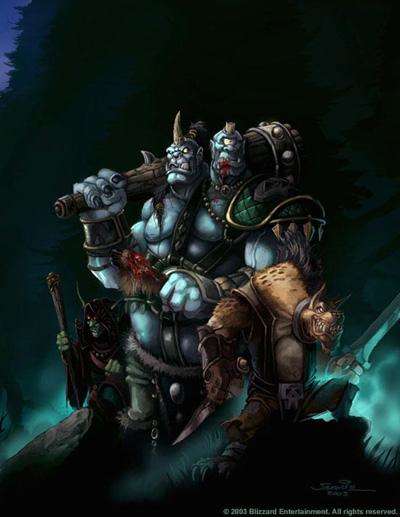 Aggron Stonebreaker - Ogre Magi DotA Allstars