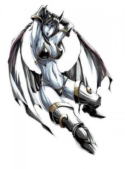 Akasha - Queen Of Pain Dota Allstars