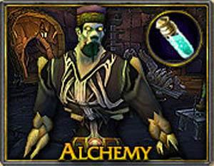WoW: Профессия Алхимия (Alchemy)