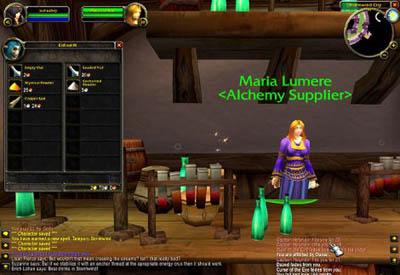 WoW: Профессия Алхимия (Alchemy) 2
