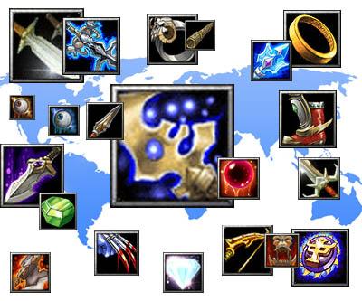 Базовые Артефакты Dota Allstars