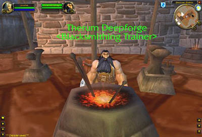WoW: Профессия Кузнечное дело(Blacksmithing)