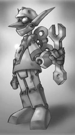 Rattletrap - Clockwerk Goblin