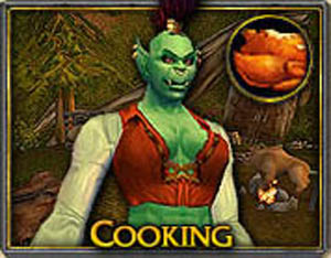 World of Warcraft - Профессия Кулинария (Cooking)