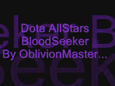 Dota BloodSeeker By OblivionMaster