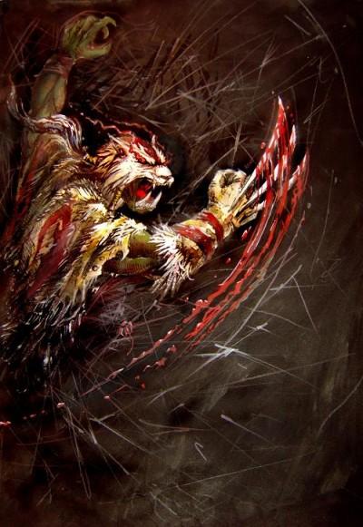 Dota Allstars - Bloodseeker Strygwyr