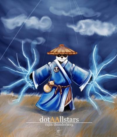 Dota Allstars - Storm Spirit