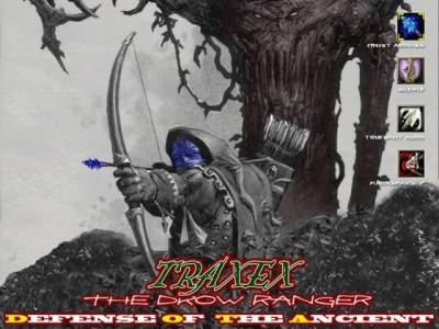 Dota Allstars - Traxex