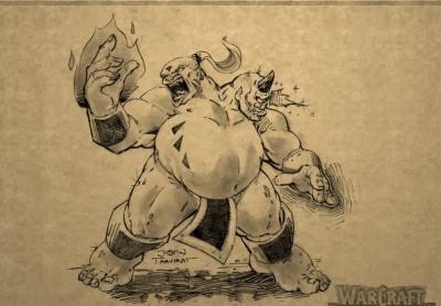 Dota Allstars - Ogre Magi