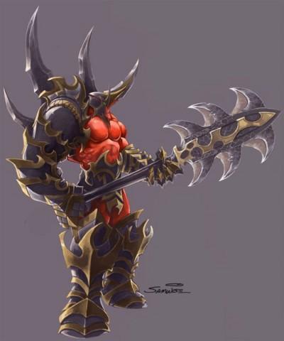 Dota Allstars - Rogue Knight