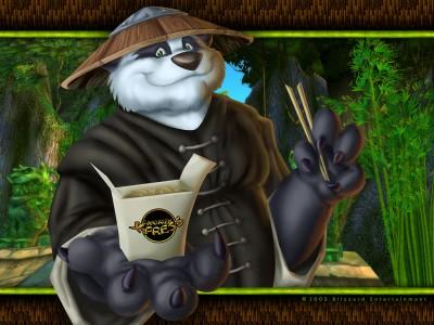 Dota Allstars - Panda