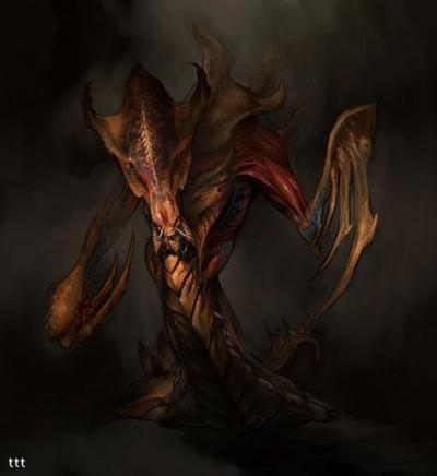 Dota Allstars - Venomancer