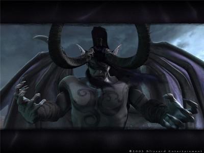 Dota Allstars - Terrorblade Soul Keeper