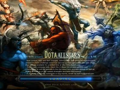 Новые сведения о карте dota allstars 6.63!