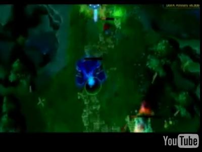 DotA Pro Gamers видео