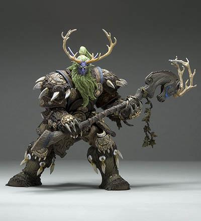 WoW: Класс Друид (Druid)