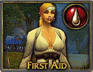 WoW: Профессия Первая помощь (First Aid)
