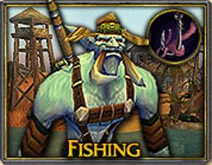WoW: Профессия Рыбная Ловля (Fishing)