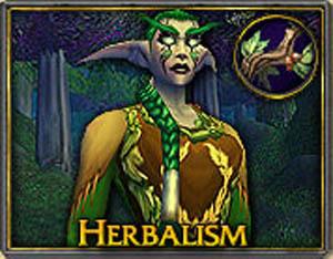 WoW: Профессия Травничество (Herbalism) 1