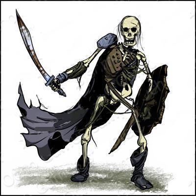 King Leoric - Skeleton King Dota Allstars