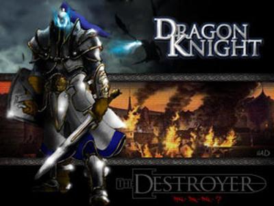 Knight Davion - Dragon Knight DotA Allstars