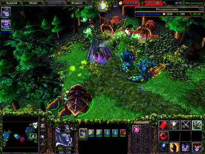 Коды к игре WarCraft 3: The Frozen Throne