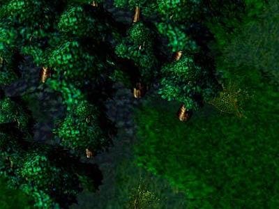 Как и какими заклинаниями можно уничтожить деревья
