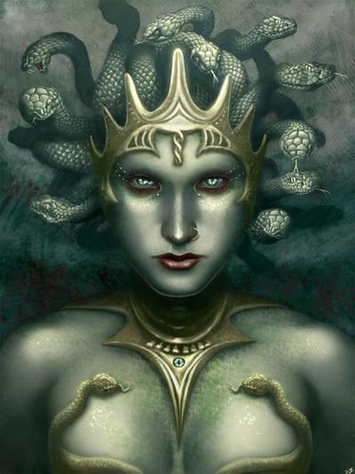 Medusa - Gorgon Dota