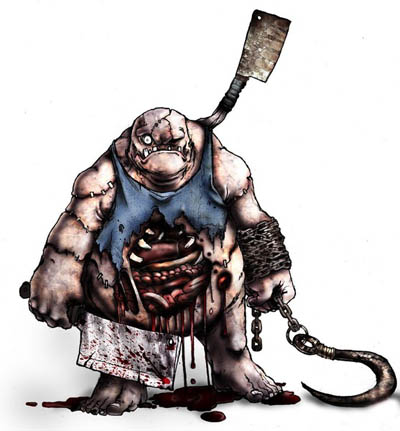 Pudge - Butcher