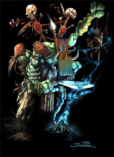 Rhasta - Shadow Shaman DotA Allstars