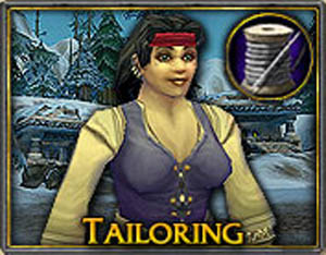 WoW: Профессия Шитьё World of Warcraft