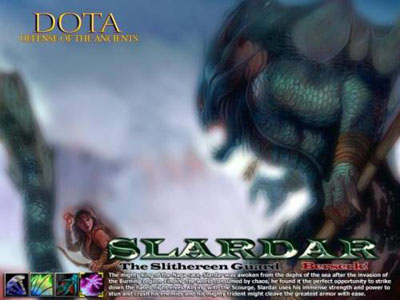 Slardar - Slithereen Guard Dota Allstars