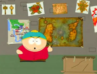 Видео: South Park WoW