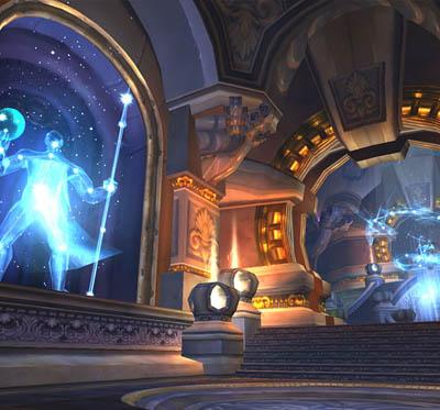 Создание Гильдии World of Warcraft, Wow