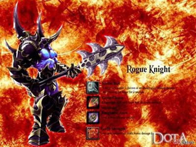 Sven - Rogue Knight DotA Allstars