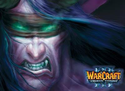 Тактика за эльфов Warcraft