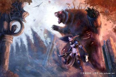 Ulfsaar - Ursa Warrior DotA Allstars