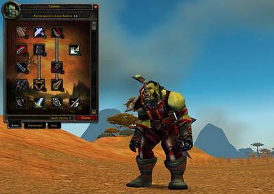 Все о Talents (Таланты) WoW, World of Warcraft