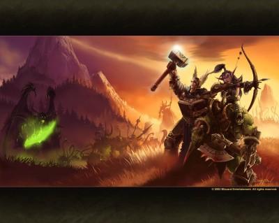 Warcraft 3 - Союз против Нежити