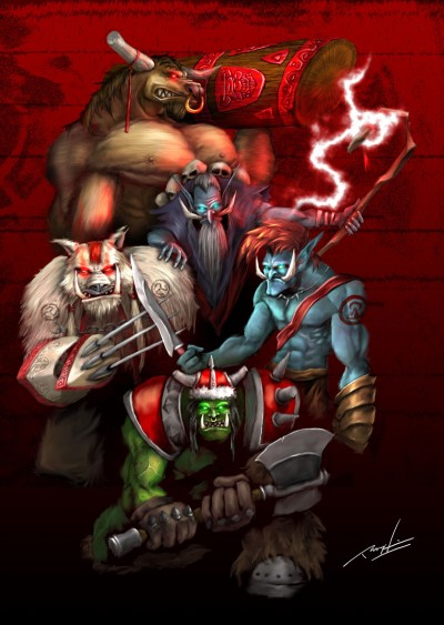 Warcraft 3 - Орда Сбор