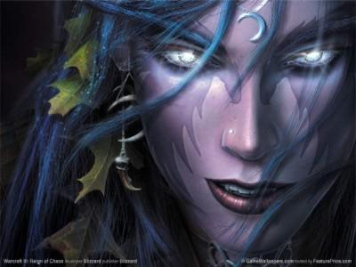 Warcraft 3 - Раса Эльфов