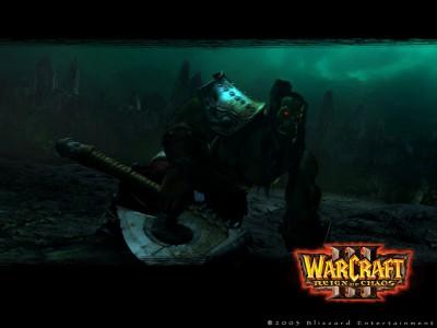 Warcraft 3 - Герой Орк