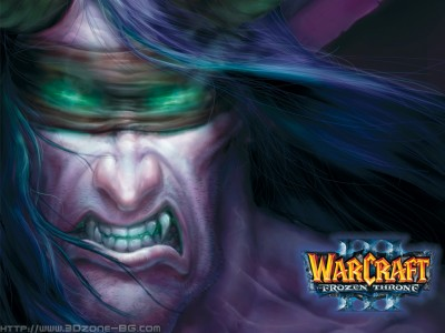Warcraft 3 - Illidan