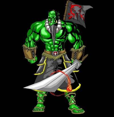 Обои - Мастер Клинка - Warcraft