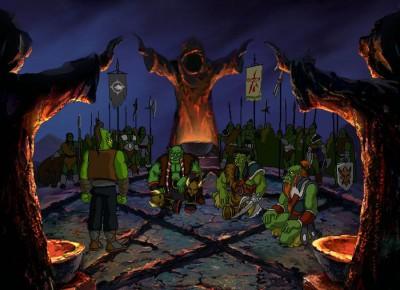 Картики - Орки - Warcraft