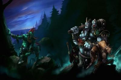 Warcraft 3 - Орда в Сумраке