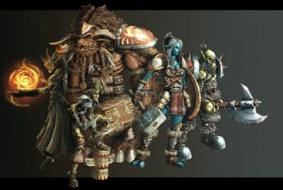 Warcraft 3 - Орда Рисунок
