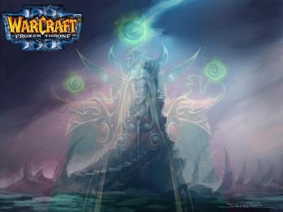 Warcraft 3 - Король Эльфов Kael