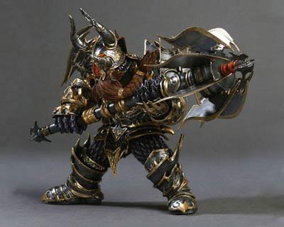 WoW: Класс Воин (Warrior)