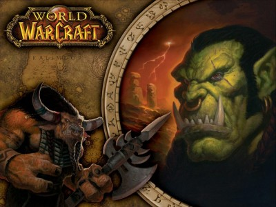 World of Warcraft - Орк vs Таурен